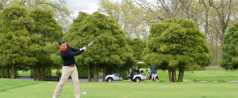 Breaking in the Spring with the Chapter's Golf Outing