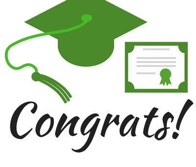Congratulations to our June 2019 Scholarship Winners!