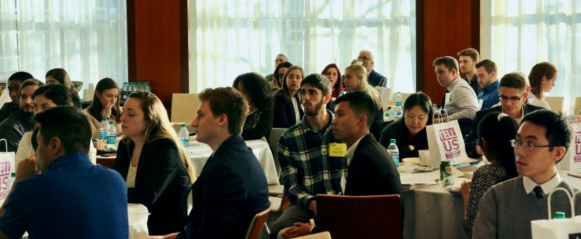 Annual Student Career Workshop Features Star-Studded Panel
