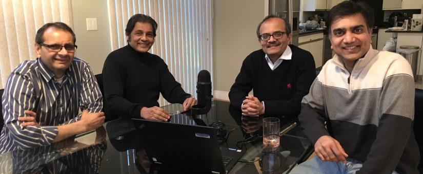 Episode 5 – Blockchain and Fake Drugs with Dr. Hariawala, Prof Vaishnav and Mr. Mankodi
