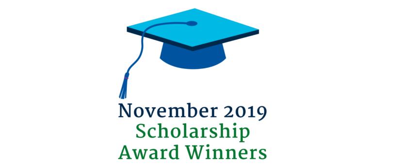 Scholarship Winners Ensure the Future of Pharma