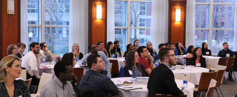 Student Career Workshop Wins High Praise from Attendees