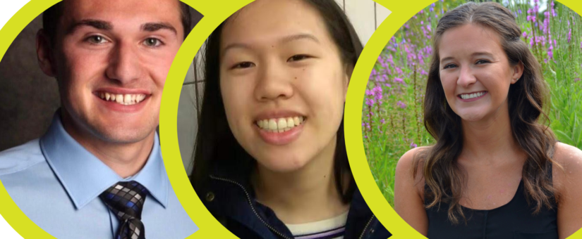 Thoughts on Careers in Biopharm (and More) from Our Scholarship Winners