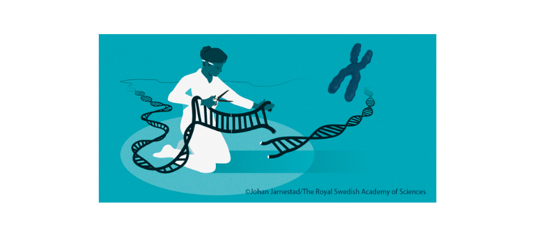 Nobel in Chemistry Honors CRISPR/Cas9 Genome Editing