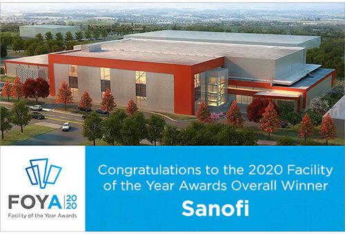 Congratulations to Sanofi