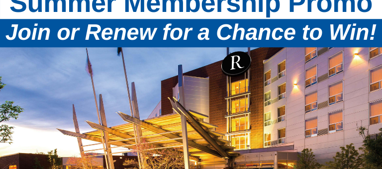 Join/Renew for a Chance to Win a Free Hotel Stay at Gillette Stadium